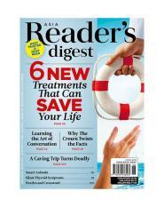 Tạp chí Reader's Digest – June 2018