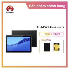 Máy tính bảng Huawei MediaPad T5- Tặng Bao Da- Phiên bản 4G LTE