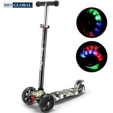 Xe trượt Scooter BBT Global cho bé KM001A – đồ chơi vận động, thông minh, chính hãng