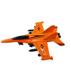 Mô hình máy bay chiến đấu bằng kim loại chạy quán tính