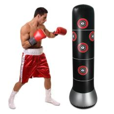 Bao trụ đấm bốc tự cân bằng – PURE BOXING tập luyện cơ thể khỏe mạnh nhanh nhẹn cho trẻ và người lớn – 155cm – Đường kính 48cm