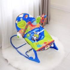 [CHÍNH HÃNG] Ghế rung nhún cao cấp, ghế bập bênh cho em bé