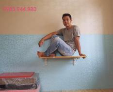bàn gấp treo tường80-40 cm