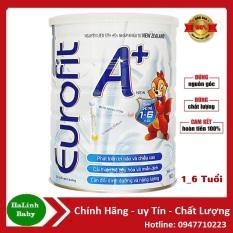 Sữa Bột Eurofit A+ 900g ( 1_6 tuổi )