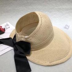 Mũ cói – Nón cói kiểu dáng Hàn Quốc