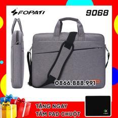 Túi Chống Sốc Laptop, Macbook FoPaTi Có Quai Đeo. Mã 568#.