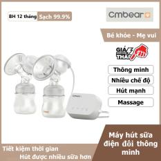 Máy hút sữa CMBEAR cao cấp – Máy hút sữa cầm tay thông minh cho mẹ – Máy hút sữa mẹ tiện lợi, an toàn – CMB02