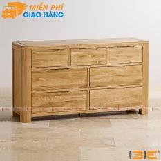 Tủ ngăn kéo 3+4 Romsey gỗ sồi