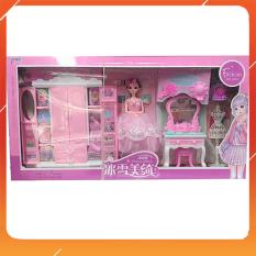 Đồ Chơi Noel – Bộ Tủ Kèm Bàn Ghế – Đồ Chơi Trẻ Em Toy Mart