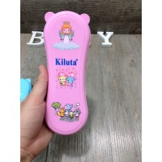 [NEW SALE]- Set muỗng thìa ăn dặm cho bé Kiluta cực cool- Arta Kid