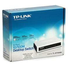 Bộ chia mạng 8 cổng TP-LINK SF1008D Switch 8 port 10/100MMbps