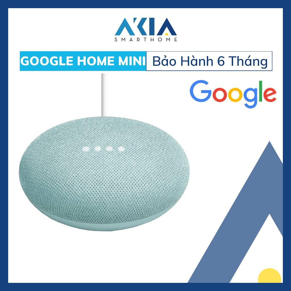 Loa Thông Minh Google Home Mini - Tích Hợp Google Assistant, Bật tắt Nhạc hoặc Thiết bị thông minh bằng...