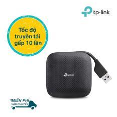 TP-Link Bộ chia USB 3.0 Kết nối 4 thiết bị cùng lúc – UH400 – Hãng phân phối chính thức