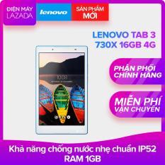 Lenovo Tab 3 730X 16GB 4G (Trắng) – Hãng phân phối chính thức