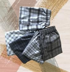 Combo 5 Quần short nam xuất khẩu mặc ở nhà, mặc đi chơi rất thoải mái và cực mát. Free size dễ mặc. Giao màu ngẫu nhiên