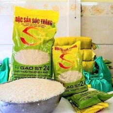 Gạo Đặc Sản Sóc Trăng – ST24