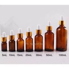 COMBO 2 Chai Đựng Tinh Dầu, Serum 10Ml-100Ml
