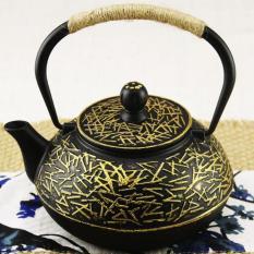 Ấm trà Nhật Bản chất liệu gang 0.8lit