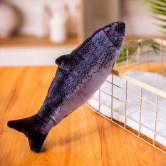 Đồ chơi cho bé – Cá nhảy sạc Pin vẫy đuôi
