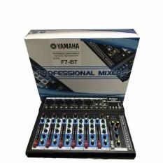 Bàn trộn Âm Thanh Mixer Yamaha F7-MB có usb Bluetooth và màn hình bảo hành 12 tháng đổi mới