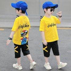 set đồ bộ mẫu pokemon cho bé 15-35kg