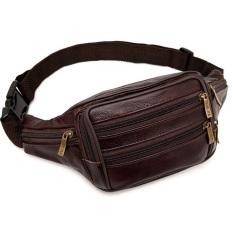 Túi đeo bụng Ruby Luxury da bò thật