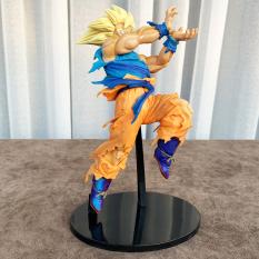Cực hot – Mô hình Figure Songoku Dragon ball tung chưởng cực đẹp cao 18-20cm