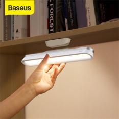Đèn LED từ tính mini BASEUS sạc USB chức năng làm đèn ngủ đèn Tủ quần áo đèn bàn học bàn làm việc có thể xoay Điều chỉnh độ sáng