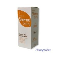 Xịt Rôm Sảy Tinh Chất Yến Mạch Shema Baby