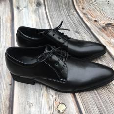 Giày tây nam, giày tây nam da bò thật cao cấp bảo hành da 1 năm