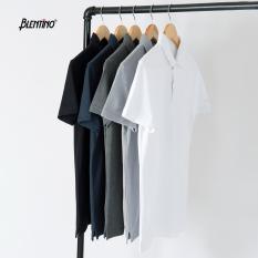 BLENTINO – Áo thun Polo nam phom dáng Reguler Fit chất liệu cotton BL-PL27