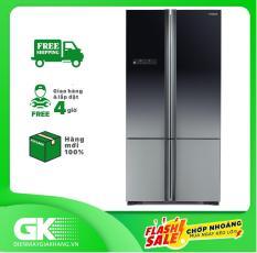 Tủ lạnh Hitachi Inverter 640 lít R-FWB850PGV5 XGR