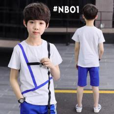 Bộ Quần Áo Trẻ Em Xuất Khẩu Dành Cho Bé Trai NB 01X