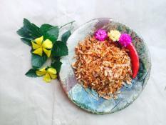 Ruốc sấy lá chanh ăn liền 150g Đầm Sen Đặc sản Phan Thiết