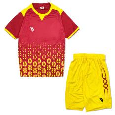 Bộ quần áo bóng đá Mẫu thiết kế, chất liệu thun mát Sportslink