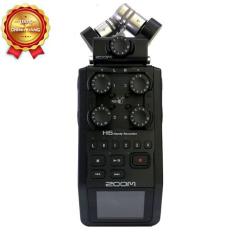 Máy Ghi Âm Zoom H6 Black New – Chính Hãng
