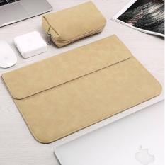 Bao da, túi da chống sốc đựng Macbook, Laptop, Surface 13.3 inch (Cho Macbook Air 13.3 inch/ Macbook Pro 13.3 inch đời từ 2015 về trước)