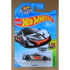 Xe ô tô mô hình tỉ lệ 1:64 Hot Wheels Zamac McLaren P1