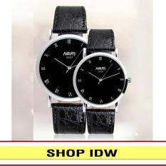 [Có video quay thật] Đồng hồ nam nữ dây da thời trang Nary IDW S3561 (Nhiều màu lựa chọn)