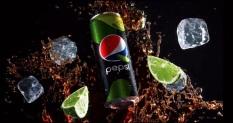 Lốc 6 Lon Pepsi Vị Chanh Không Calo Lon 330ml