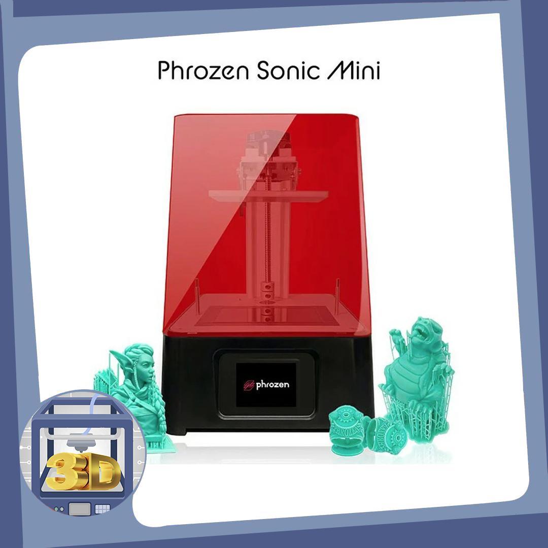 Máy in 3d resin Phrozen sonic mini