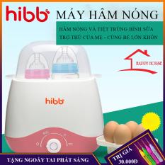 máy hâm và tiệt trùng sữa đa năng, máy ủ nóng sữa cho bé vô cùng tiện lợi dễ sử dụng, bảo hành 12 tháng, lỗi đổi mới trong 7 ngày đầu nhận hàng