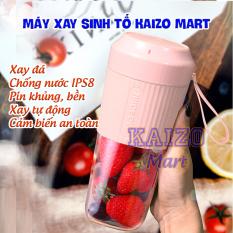 Máy xay sinh tố – Máy xay hoa quả – Máy xay sinh tố mini – Máy xay hoa quả mini – Máy xay sinh tố cầm tay Juice Cup – Pin 3000 MAh – Bảo hành 1 đổi 1 trong 90 ngày – Kaizo Mart