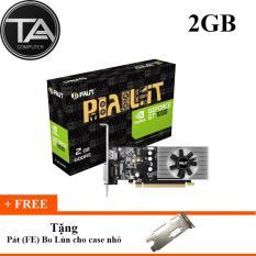 Card Màn Hình Palit GT-1030 2GB DDR5 Bo Lùn Cho Case Đồng Bộ.