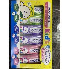 [Lấy mã giảm thêm 30%]Kem đánh răng trẻ em Kao kid 70g