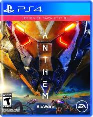 [US-NEW] Đĩa game Anthem: Legion of Dawn Edition – PlayStation 4