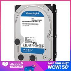 [Nhập ELMAY21 giảm 10% tối đa 200k đơn từ 99k]Ổ cứng HDD WD Blue SATA 6GB/s 3.5 inch – Chính Hãng WD – Bảo Hành 2 năm (1 đổi 1)
