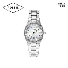 Đồng hồ nữ FOSSIL Colleague dây thép không gỉ AM4141 – màu bạc