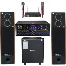 Dàn karaoke và nghe nhạc BELLplus PRO – 8900