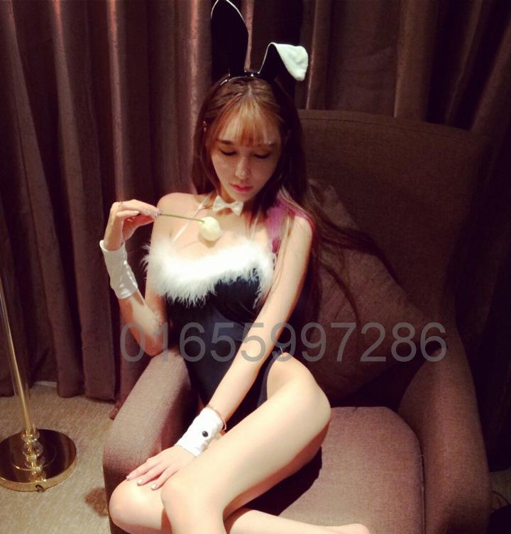 Set ngủ cosplay nàng thỏ gợi cảm - Thỏ T700 (kèm ảnh thật)